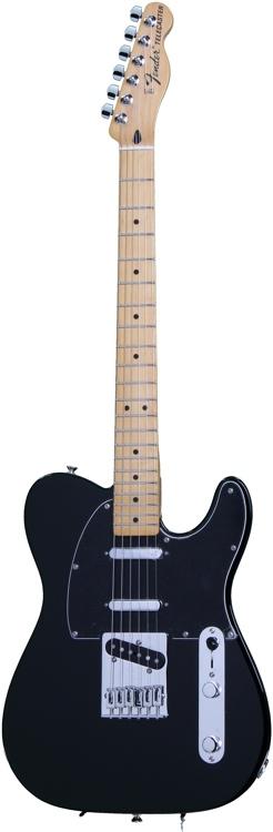Fender Deluxe Blackout Tele image 1
