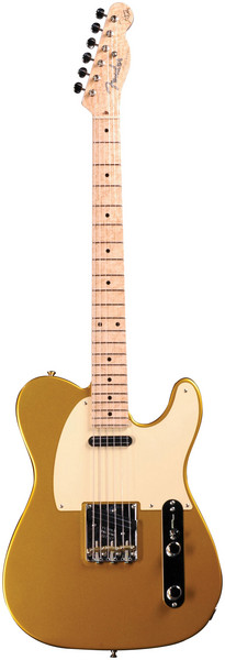 Fender Custom Shop Danny Gatton Signature Telecaster - Frost Gold image 1