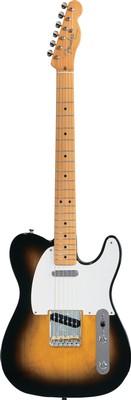 Fender Highway 1 Texas Telecaster - 2-Tone Sunburst image 1