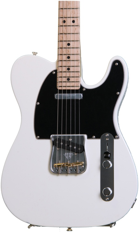 Fender Custom Shop Proto Tele White, Maple image 1