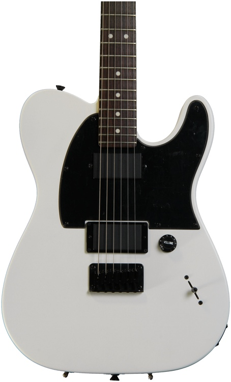 Squier Jim Root Signature Telecaster - Flat White image 1