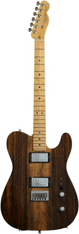 Fender American Select Series Telecaster - HH, Natural image 1