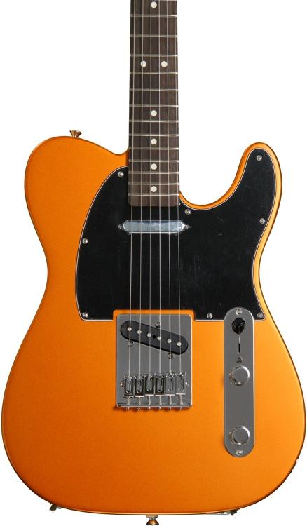 Fender Standard Telecaster Satin - Arizona Sun  image 1