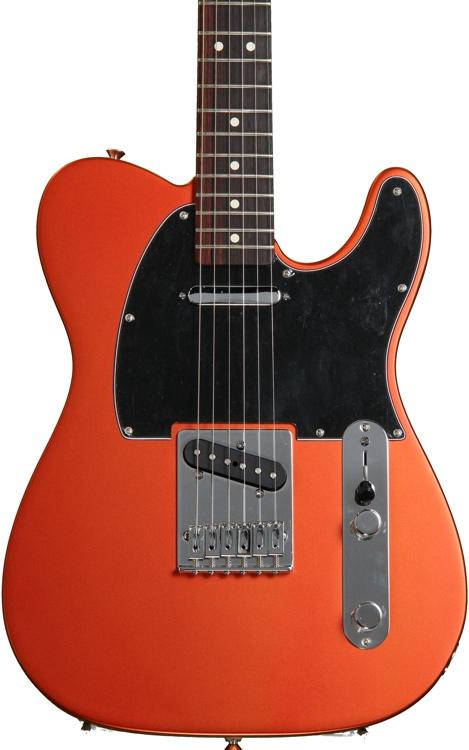 Fender Standard Telecaster Satin - Flame Orange  image 1