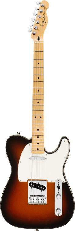 Fender Standard Telecaster - Ltd Ed Copper Metallic Burst image 1
