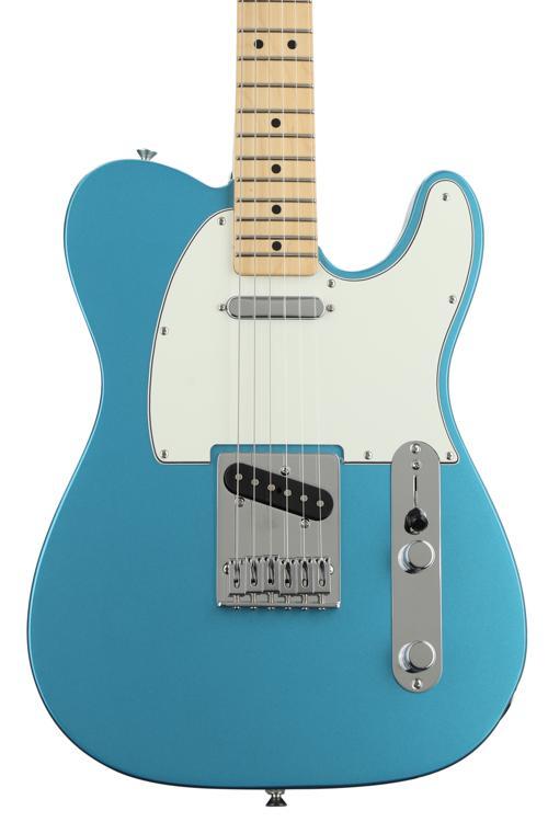 Fender Standard Telecaster - Lake Placid Blue with Maple Fingerboard image 1
