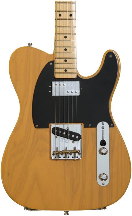 Fender Vintage Hot Rod \'50s Telecaster - Butterscotch Blonde image 1