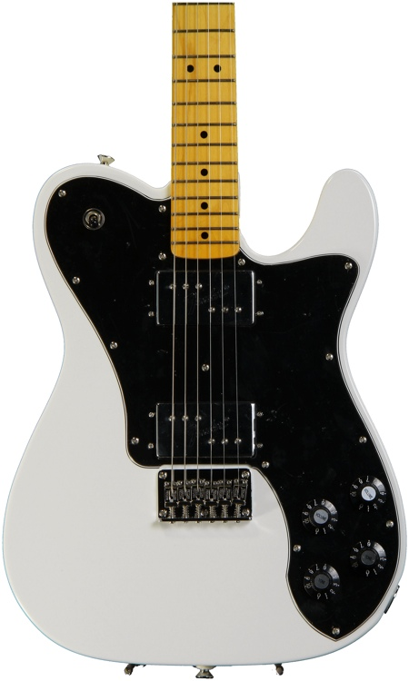 Squier Vintage Modified Telecaster - Olympic White image 1