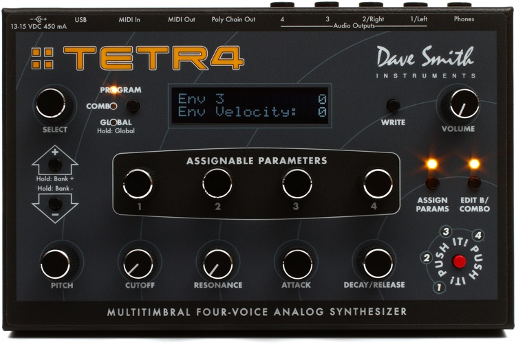 Dave Smith Instruments Tetra image 1