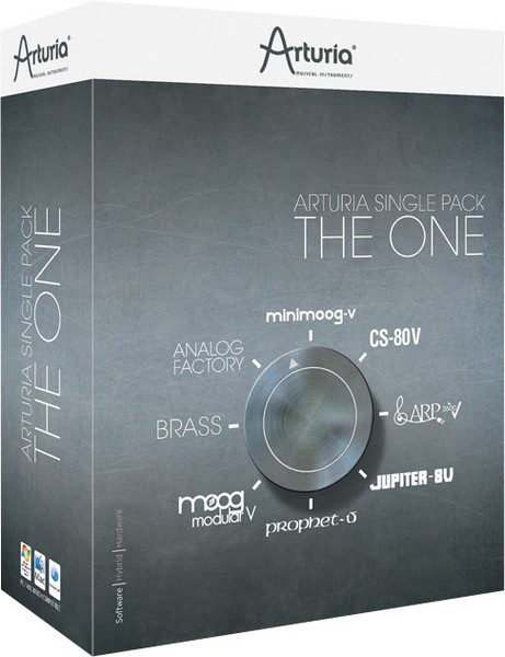 Arturia The One (boxed) image 1