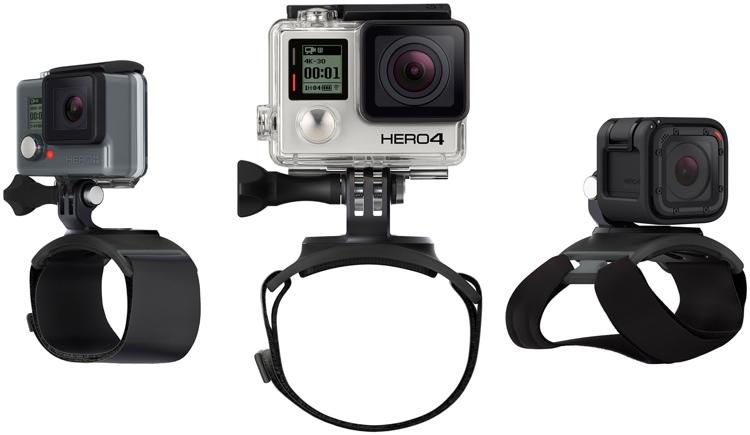 GoPro The Strap - Hand + Wrist + Arm + Leg Mount image 1