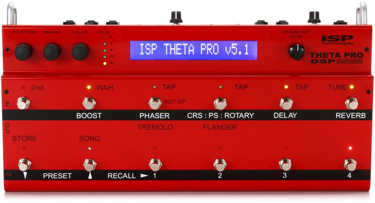 ISP Technologies Theta Pro DSP Preamp and Multi-effects image 1
