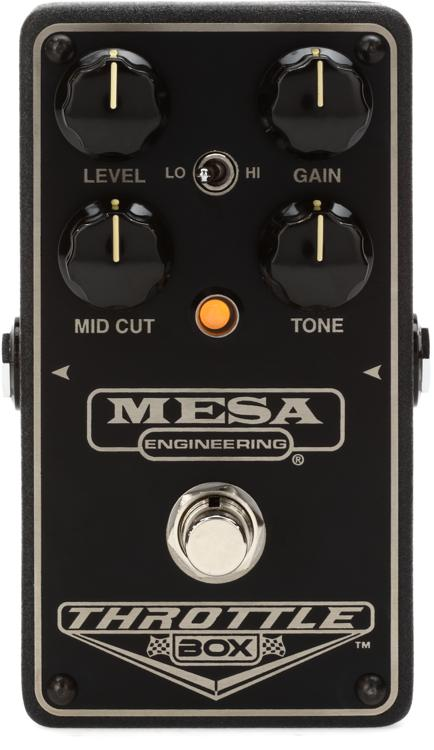 Mesa/Boogie Throttle Box Distortion image 1