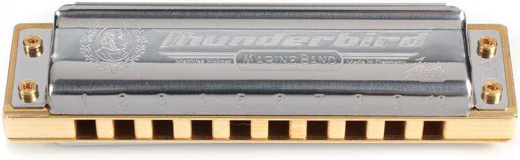 Hohner Thunderbird - Key of Low A image 1