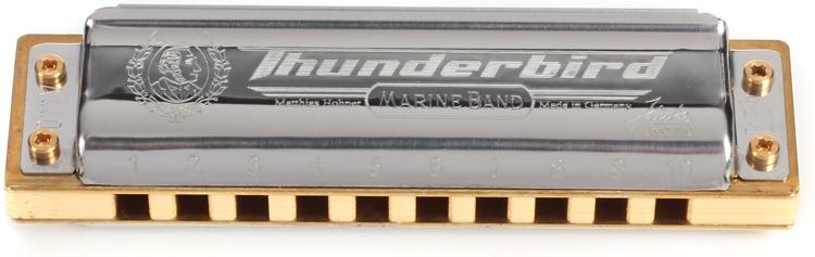 Hohner Thunderbird - Key of Low B Flat image 1