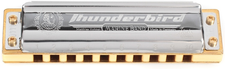 Hohner Thunderbird - Key of Low E Flat image 1