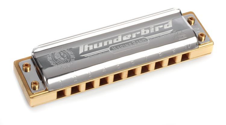 Hohner Thunderbird - Key of Low G image 1