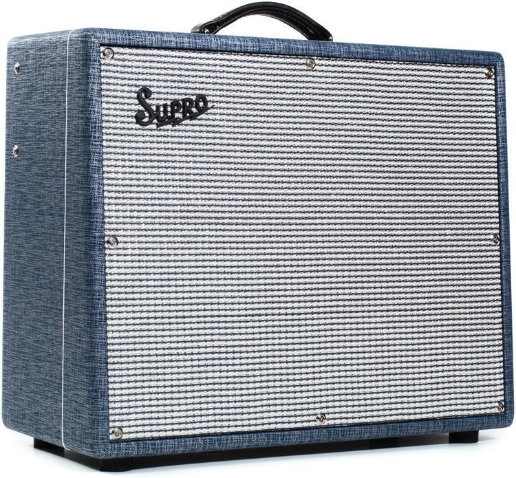 Supro S6420+ Thunderbolt Plus 60/45/35-watt 1x15