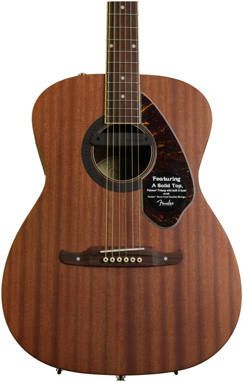 Fender Tim Armstrong Deluxe - Right Hand, Natural image 1