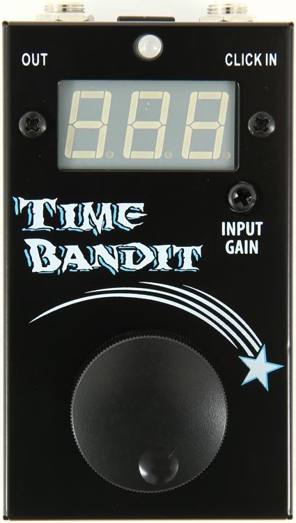 Truetone Time Bandit Tap Tempo Click Track Sync image 1