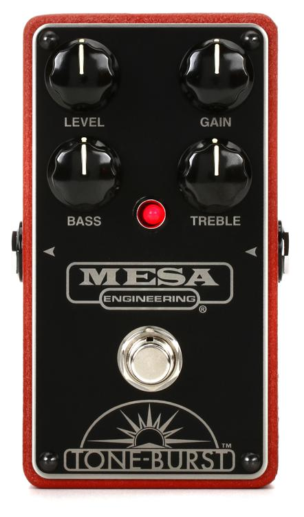 Mesa/Boogie Tone-Burst Clean Boost Pedal image 1
