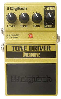 DigiTech Tone Driver - Distortion/Overdrive image 1