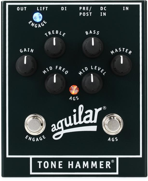 Aguilar Tone Hammer Preamp/Direct Box image 1