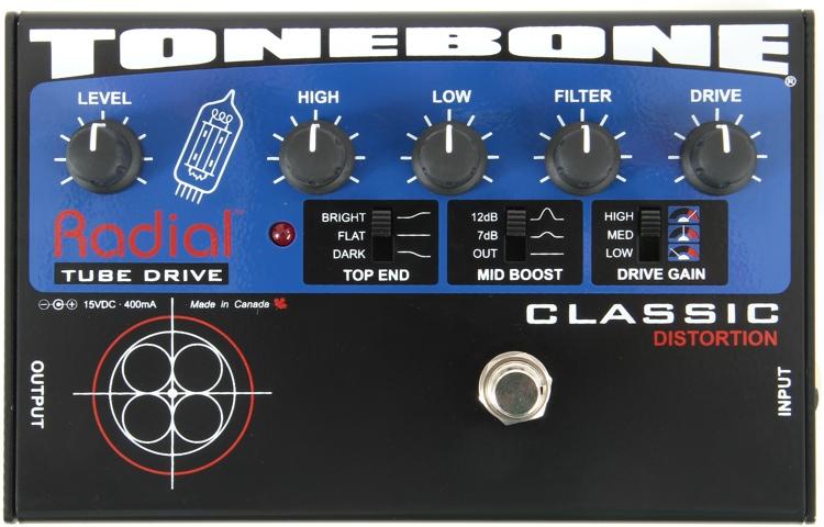 Radial Tonebone Classic Tube Distortion image 1