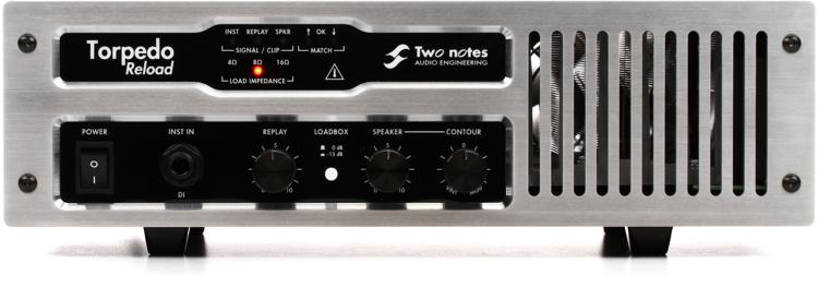 Two Notes Torpedo Reload Reactive-Active Attenuator image 1