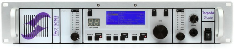 Two Notes Torpedo Studio Digital Loadbox/Attenuator image 1