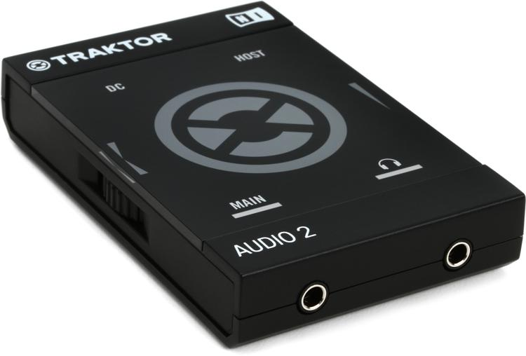 Native Instruments Traktor Audio 2 Mk2 - With Lightning Cable image 1