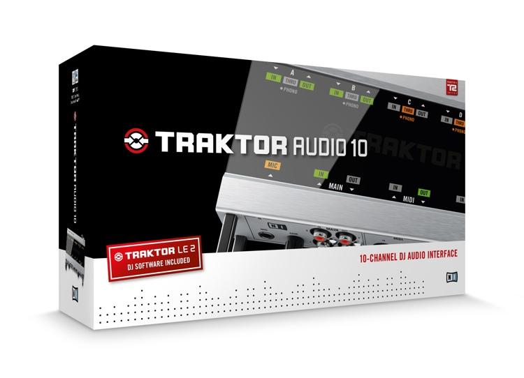 Native Instruments Traktor Audio 10 image 1