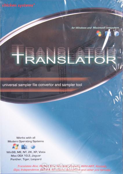 Chicken Systems Translator Professional image 1