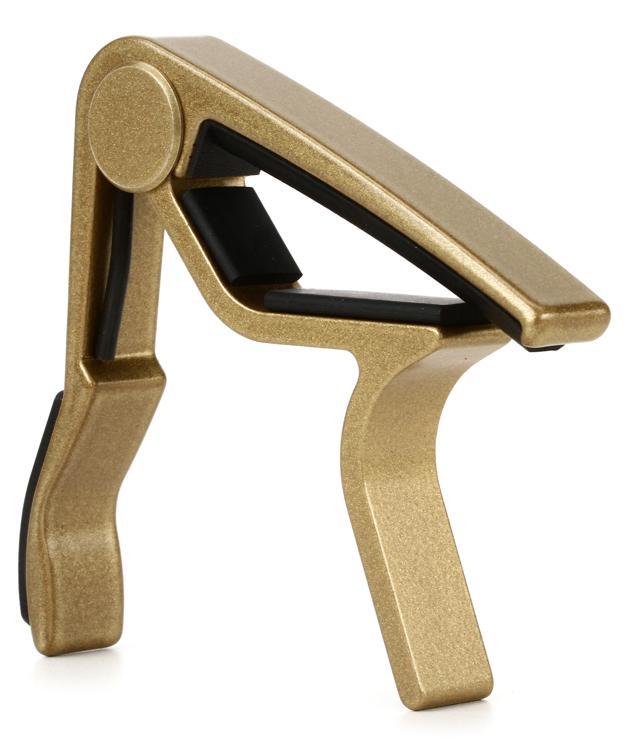 Dunlop 83CG Trigger Acoustic Capo - Gold image 1