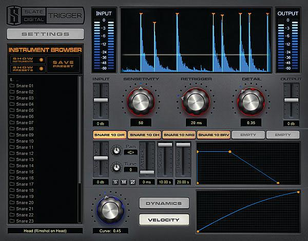 Steven Slate Drums Trigger Platinum Drum Replacement Plug-in (download) image 1