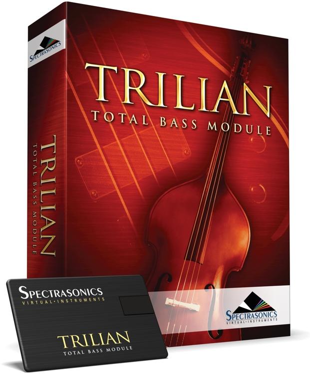 Spectrasonics Trilian image 1