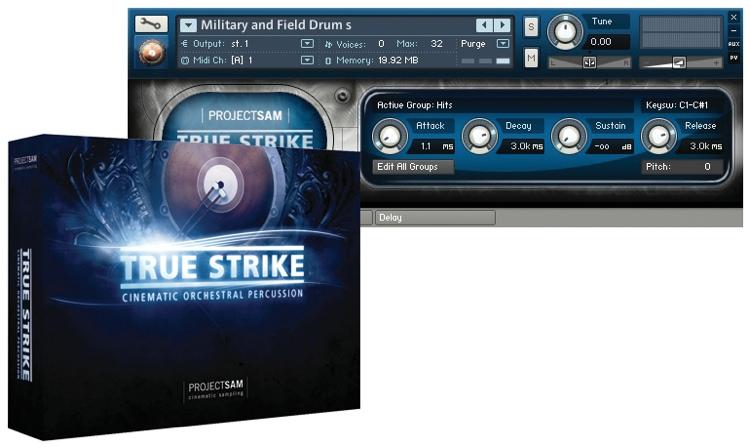 ProjectSAM True Strike image 1
