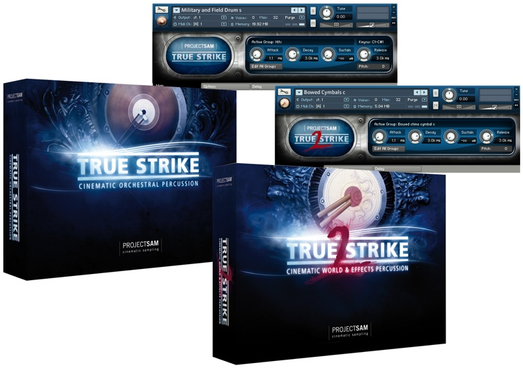 ProjectSAM True Strike Pack image 1