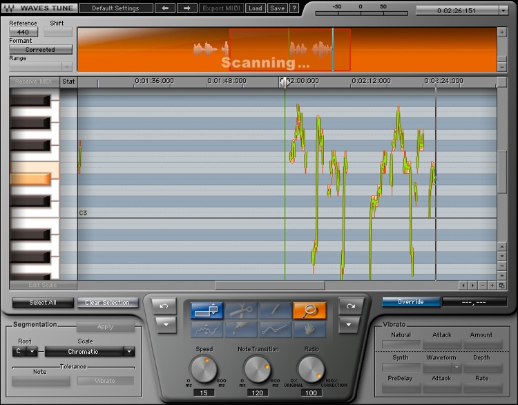 Waves Tune LT Plug-in image 1