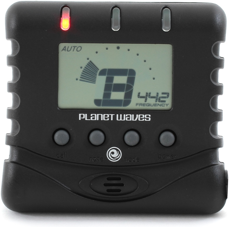D\'Addario Planet Waves PW-CT-09 Universal Chromatic Tuner II image 1