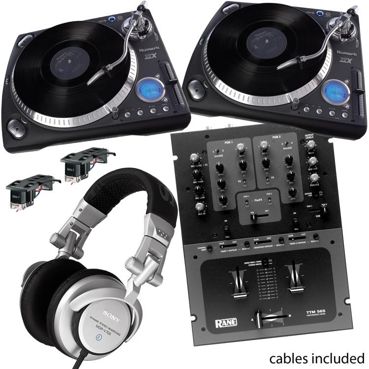 Sweetwater Vinyl DJ Club Bundle image 1