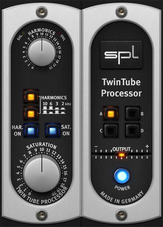 SPL TwinTube Plug-in image 1
