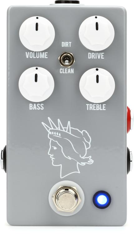 JHS Twin Twelve V2 Overdrive Pedal image 1