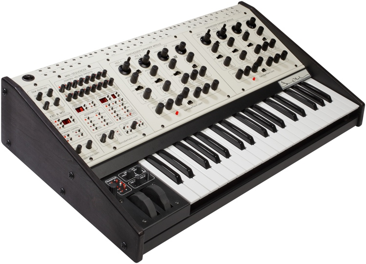 Tom Oberheim Two Voice Pro Dual Analog Synthesizer with Sequencer image 1