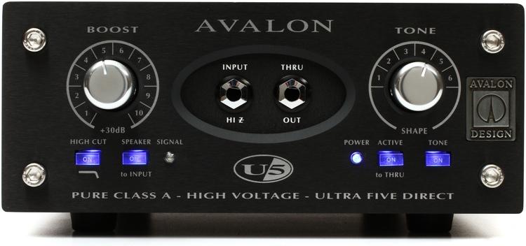 Avalon U5 15th Anniversary Edition image 1
