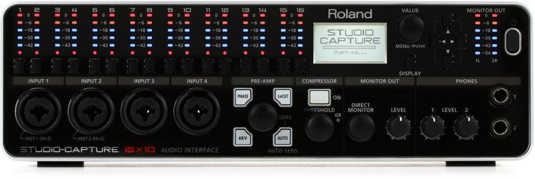 Roland Studio-Capture image 1