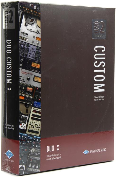 Universal Audio UAD-2 - DUO Custom image 1