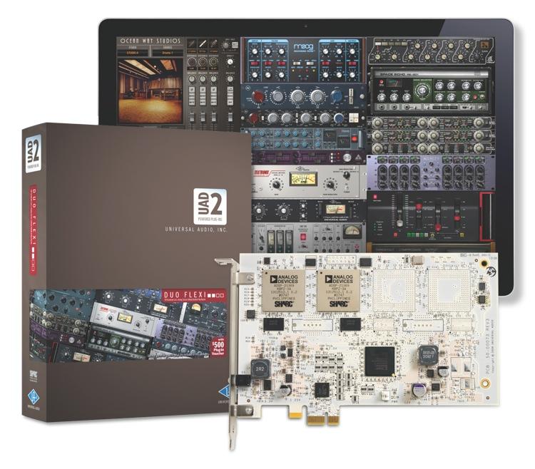 Universal Audio UAD-2 - DUO Flexi image 1