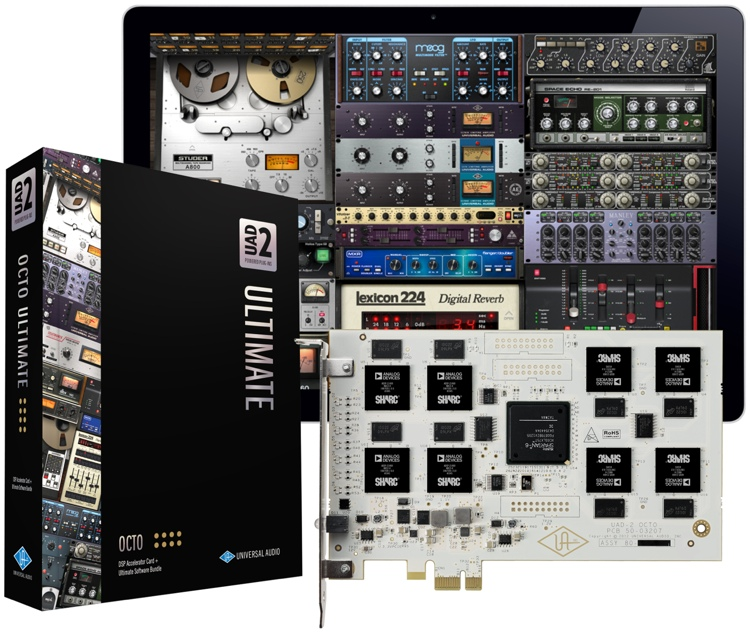 Universal Audio UAD-2 OCTO Ultimate 2 image 1