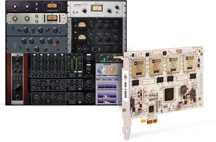 Universal Audio UAD-2 QUAD Core PCIe DSP Accelerator image 1